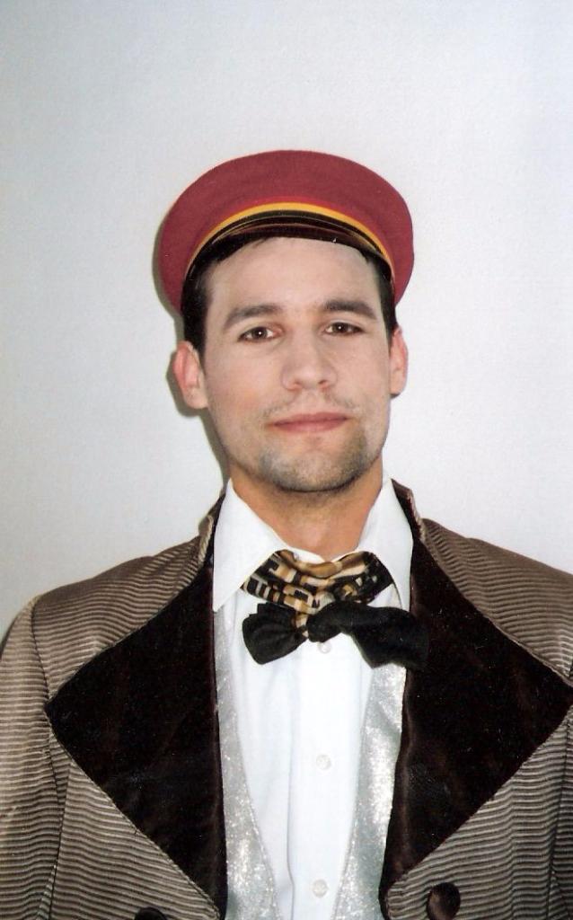 Bjoern Adam Portrait